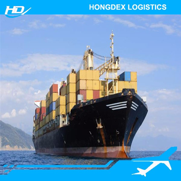 good quality sea freight forwarder from china with low price