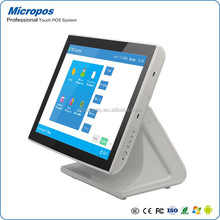 15'' Touch screen cashier pos, point of sale system solution