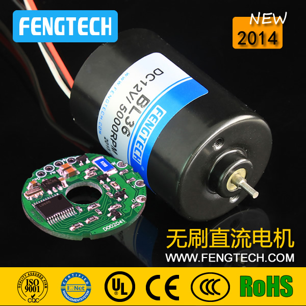 Brushless DC Motor BLDC