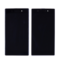 LCD for Sony Xperia Z3 Mini Compact D5803 D5833 LCD Touch screen Display with digitizer + Bezel Frame