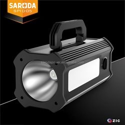 SARODA portable solar system lighting kit 5w solar torch light mini solar power system for underground working