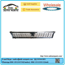 Chrome Front Grille Without Emblem For Corolla AE100 AE101