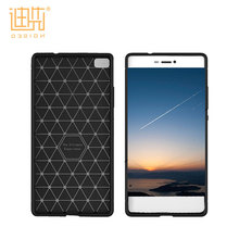 2017 Hot sale competitive price custom transparent soft tpu mobile phone case For Huawei P8 lite