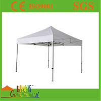 3x3m Oxford Fabric White Canopy Tent Event Folding Tent Instant Gazebo