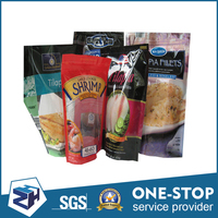 Factory wholesale cheap CPP food packaging plastic potato chips bag