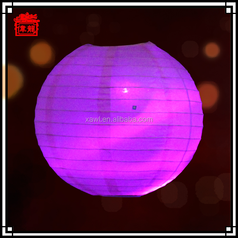 Hot sale Outdoor party pink paper hanging sky flying lanterns ZDL03-2