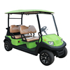 EG2040AK Chinese 4 wheel mini 4 seater off road ATV golf carts