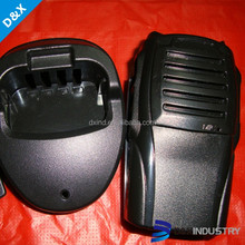 PBT / ABS plastic two way radio housing mould factory