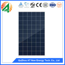 Price Per Watt Polycrystalline Silicon Mnre Approved 265W Poly Solar Heating Panel Price