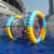 HDPE Human Inflatable Walking Floating Water Wheel/Water roller For Sale