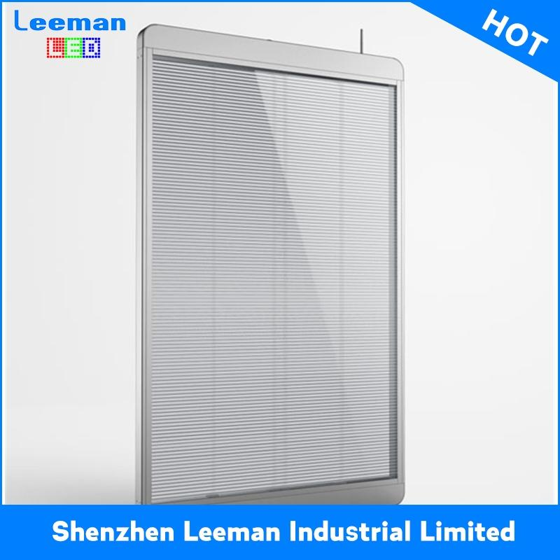 transparent oled screen / soft flexible led curtain fashion show decoration led display