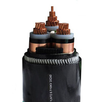 Crazy Selling High Strength Armoured High Voltage Power Cable