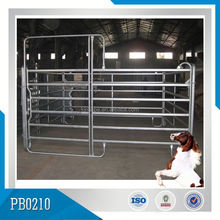 Galvanized Cattle /Horse Panel Fencing