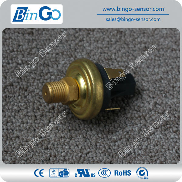 "1/4"" blade water oil pressure switch"