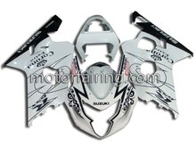 Aftermarket ABS Fairing Kit For Suzuki GSXR600/750 04-05 K4 Fairings bodywork GSX R600 GSX-R750 2004-2005
