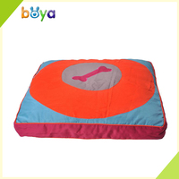 Cheap hot sale top quality dog beds with removable cushion