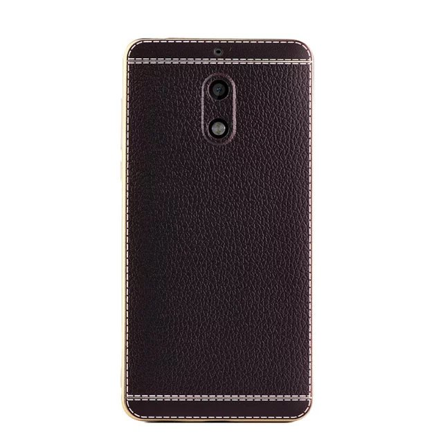 Lichi Pattern TPU Case for Nokia 6 , for Nokia 6 Phone Cover