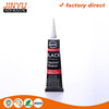 Instant liquid High Temperature Grey Rtv Silicone Adhesive rubber to steel adhesive glue