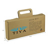 custom corrugated carton box with handle manufacturers