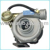 turbocharger JP60S