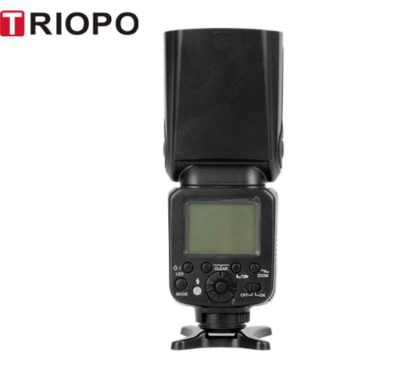 Triopo G1800 Lion flash ,Dual mode TTL both for Canon and for Nikon .1/8000S HSS