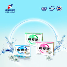 High quality fresh fragrance Nice Brand Pearl Toilet Soap 125g