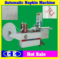 BT-A model Automatic folding napkin paper tissue printing machine