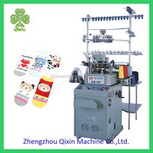 Prevailing automatic double jersey circular knitting machine