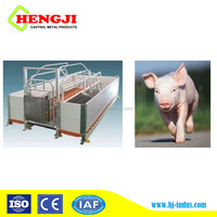 PVC Pig farrowing crate farrowing pen for pigs