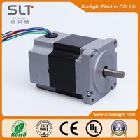 DC driving small brushless electric motor with high torque