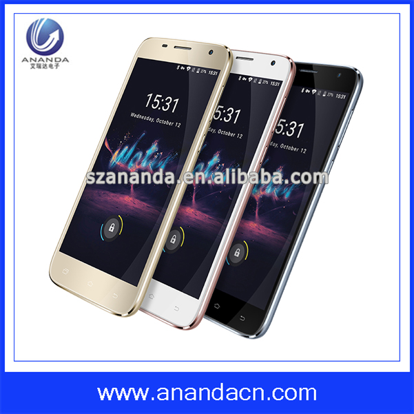 Wholesale Cheap High Quality UHANS A101S 16G ROM 3G MT6580 Quad-core Unlocked Smart 5.0HD IPS Cell Phone