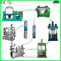 bitumen sealant making machine