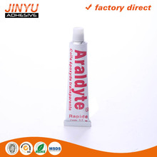 MSDS Certification Heat Resistant Epoxy Resin fast curing speed glue