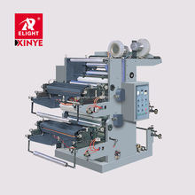 Two -Colour Flexible Letter press manufacture,color printing machine