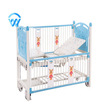 Cartoon Baby Kids Bed Home Hospital Pediatric Children Beds