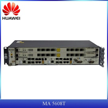 HUAWEI SmartAX MA5608T mini Optical Line Terminal equipment