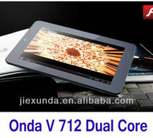 High Quality 7 inch Onda V712 Dual Core IPS Tablet PC with Android 4.0 OS