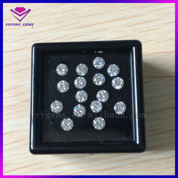 fatory cheap price VVS1 loose gems lab grown diamonds