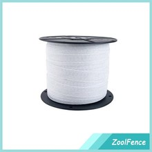 Zool UV stabilized Electric Fencing PE Polytape for Livestock Fence