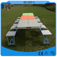 2016/2017 Hot popular outdoor furniture picnic folding table