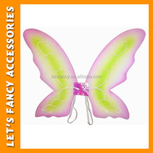 PGAC1567 Cheap Butterfly Fairy Wing Carnival Costume colorful kids Butterfly wing