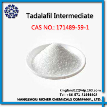 Pharmaceutical Intermediates powder produce tadalafil capsules