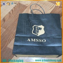 Experienced Packing Factory Kraft Euro Tote Paper Bags With Competitive Price