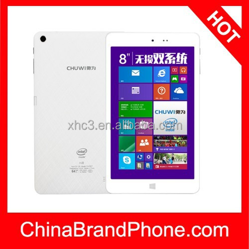 Original CHUWI HI8 8 inch IPS Screen Android 4.4 Dual Boot Tablet, Intel Z3736F Quad Core 1.33GHz, RAM:2G