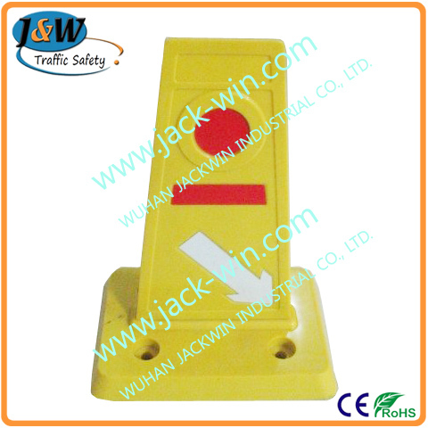 Traffic Road Rubber Lane Divider, Lane Seperator from Alibaba China