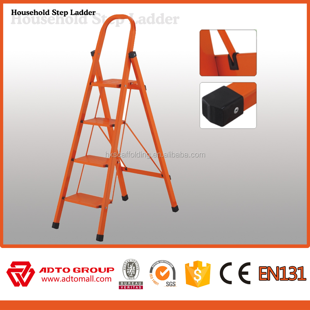 Popular product foldable step ladder,home purpose ladder,foldable easy store step ladder