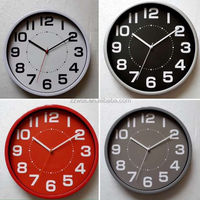 10 inch home office cheap gift promotional wall clock
