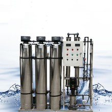 cheap drinking water cleaning systems 500 liters water treatment plant for private houses