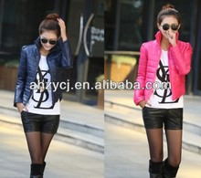 New fashion clothes winter short women jacket warm down coat