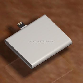 newest 2 in 1 type portable OEM logo 1000mah disposable power bank paper, disposable battery 1000mah